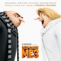 Cover Soundtrack / Pharrell Williams / Heitor Pereira - Despicable Me 3