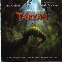 Cover Soundtrack / Phil Collins - Tarzan