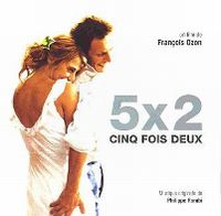 Cover Soundtrack / Philippe Rombi - 5 x 2