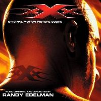 Cover Soundtrack / Randy Edelman - xXx