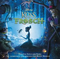 Cover Soundtrack / Randy Newman - Küss den Frosch