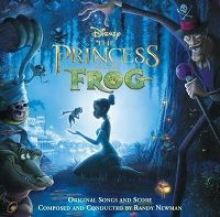 Cover Soundtrack / Randy Newman - The Princess And The Frog