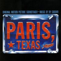 Cover Soundtrack / Ry Cooder - Paris, Texas