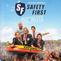 Cover Soundtrack / Safety First - Safety First - The Movie