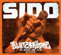 Cover Soundtrack / Sido - Blutzbrüdaz - Die Mukke zum Film
