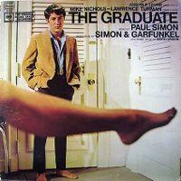 Cover Soundtrack / Simon & Garfunkel - The Graduate