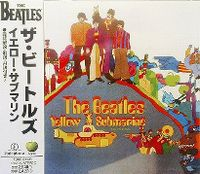 Cover Soundtrack / The Beatles - Yellow Submarine