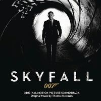 Cover Soundtrack / Thomas Newman - Skyfall