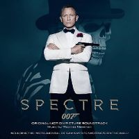 Cover Soundtrack / Thomas Newman - Spectre
