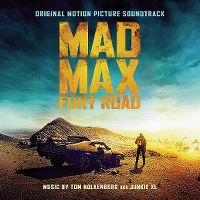 Cover Soundtrack / Tom Holkenborg aka Junkie XL - Mad Max - Fury Road