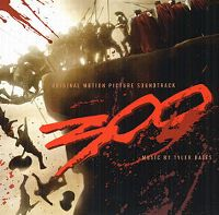Cover Soundtrack / Tyler Bates - 300