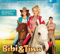 Cover Soundtrack / Ulf Leo Sommer, Daniel Faust und Peter Plate - Bibi & Tina
