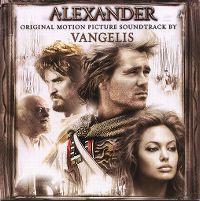 Cover Soundtrack / Vangelis - Alexander