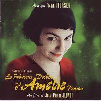 Cover Soundtrack / Yann Tiersen - Le fabuleux destin d'Amélie Poulain