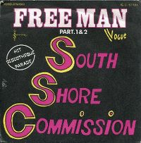 Cover South Shore Commission - Free Man