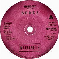 Cover Space - Magic Fly