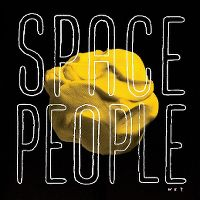 Cover Space People - Wet