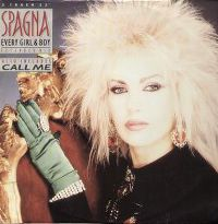 Cover Spagna - Every Girl And Boy