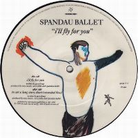 Cover Spandau Ballet - I'll Fly For You