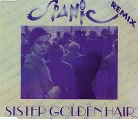 Cover Spanic - Sister Golden Hair