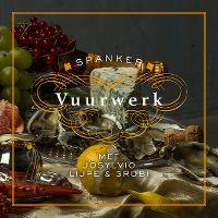 Cover Spanker feat. Josylvio, Lijpe & 3robi - Vuurwerk