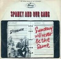 Cover Spanky And Our Gang - Sunday Will Never Be The Same