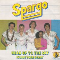 Cover Spargo - Head Up To The Sky
