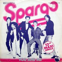 Cover Spargo - You And Me