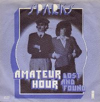 Cover Sparks - Amateur Hour