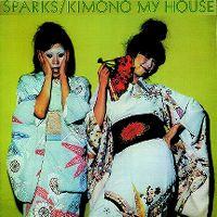 Cover Sparks - Kimono My House