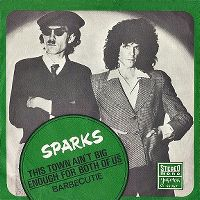 Cover Sparks - This Town Ain't Big Enough For Both Of Us