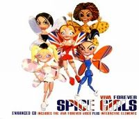 Cover Spice Girls - Viva Forever