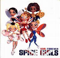 Cover Spice Girls - Viva Forever