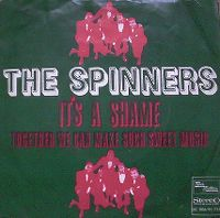 Cover Spinners - It's A Shame