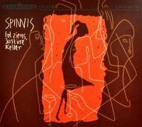 Cover Spinvis - Tot ziens, Justine Keller