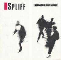 Cover Spliff - Schwarz auf weiss