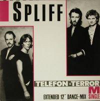 Cover Spliff - Telefon-Terror