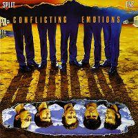 Cover Split Enz - Conflicting Emotions
