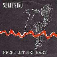 Cover Splitsing - Recht uit het hart