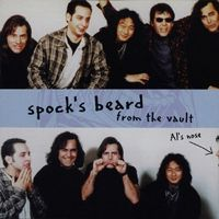 Cover Spock's Beard - From The Vault