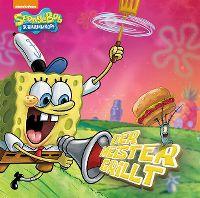 Cover SpongeBob Schwammkopf - Der Meister grillt