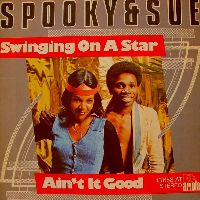 Cover Spooky & Sue - Swinging On A Star