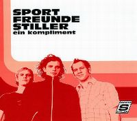 Cover Sportfreunde Stiller - Ein Kompliment
