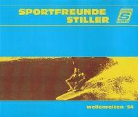 Cover Sportfreunde Stiller - Wellenreiten '54
