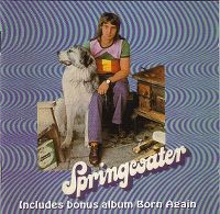 Cover Springwater - Springwater Includes Bonus Album Born Again