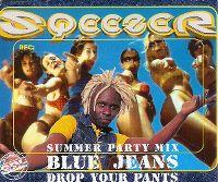 Cover Sqeezer - Blue Jeans