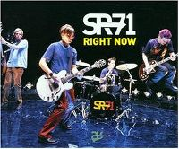 Cover SR-71 - Right Now