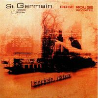 Cover St Germain - Rose rouge