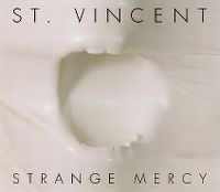Cover St. Vincent - Strange Mercy