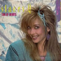 Cover Stacey Q. - Two Of Hearts